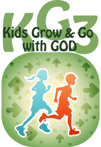 Kids Grow and Go Logo words